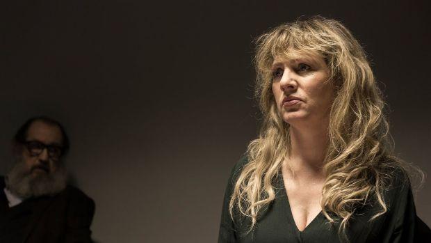 Maaike Cafmeyer in The Twelve