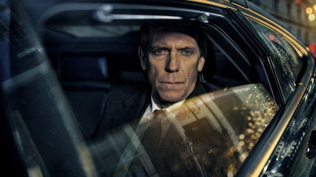 Hugh Laurie in Roadkill