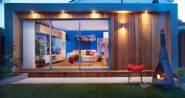 The Cube, at Garden Rooms, is priced from €25,000 to €60,000