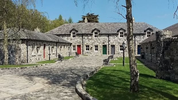 Alensgrove Cottages in Co Kildare