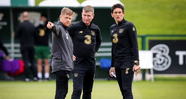 Damien Duff steps down from role as Ireland coach