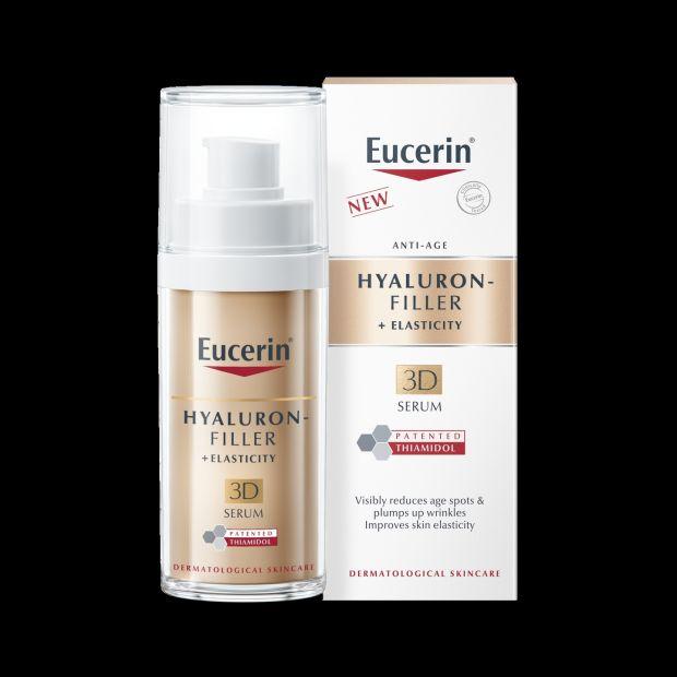 Eucerin Hyaluron-Filler + Elasticity Anti-Ageing 3D Serum