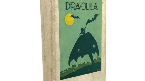 Bram Stoker's Dracula, Seán Ó Cuirrín do chuir i nGaedhilg (€1,250)