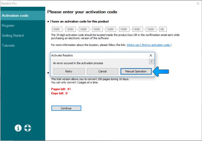 Readiris Crack - Activation Code