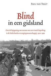 Bookcover: Blind in een gidsland