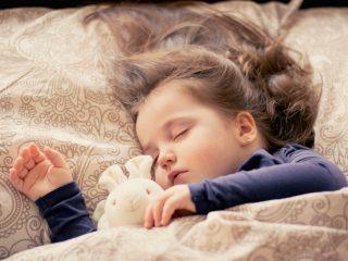 slaapt