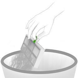 limpieza filtro robot aspirador roomba recambios instruciones
