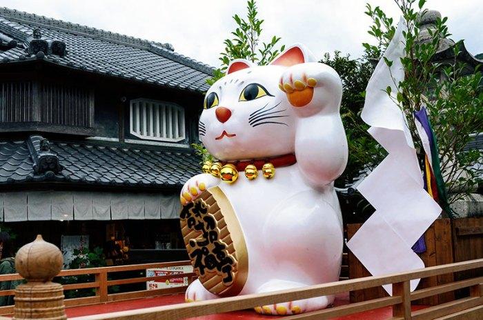 25th Fuku-Kuru Manekineko Festival