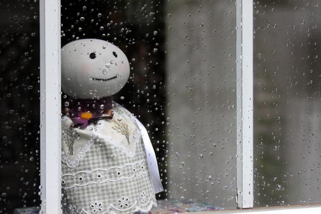 雨が降ったら…、どうしますか?