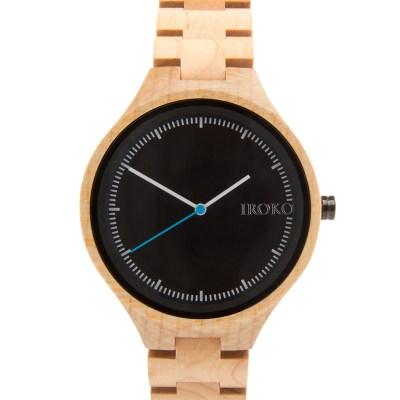 reloj pulsera madera Mistral Iroko
