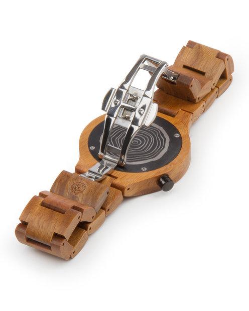 reloj de madera Terral Iroko pulserae