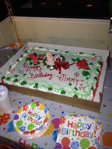 Jimmy Cake
