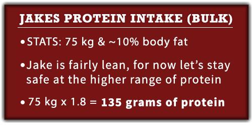 Jakes-protein-intake-bulking