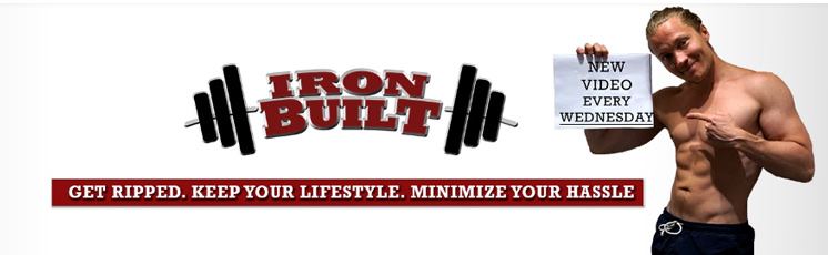 iron built fitness slogan