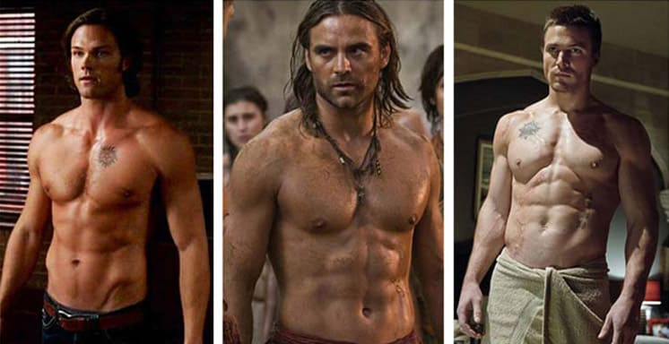 The-greek-god-physique