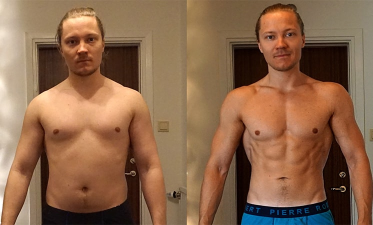 How to go from fat to fit