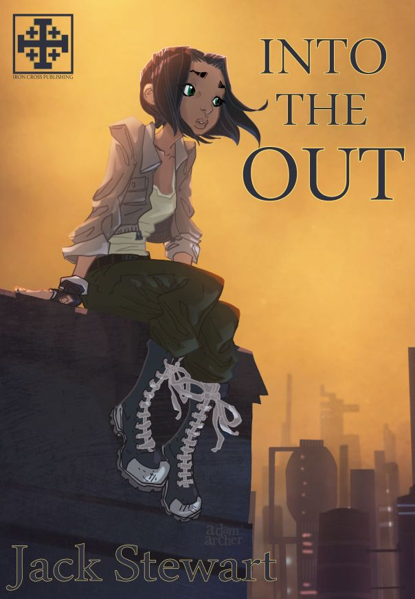 Into the Out Cover Test 04