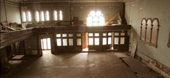 The New Irondale Center space