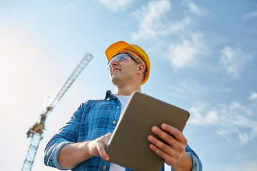 File Sharing on Construction Site