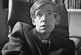 Stephen Hawking Heralded as the New Ray Bradbury