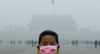 China Says Pollution Helping Kids Use Imagination