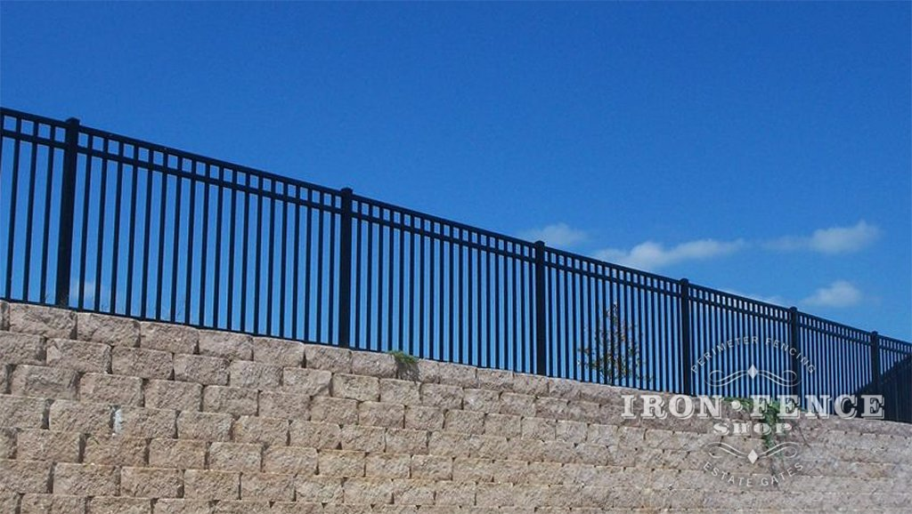 Aluminum Fence Panels Gates Purchase The Absolute Best