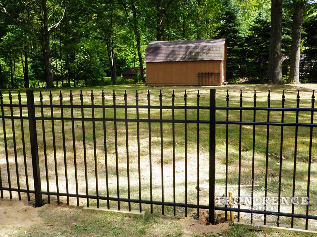 Image Result For Cheap Fence Posts And Panels