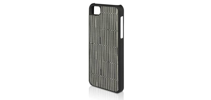 coque protection weave iphone 5