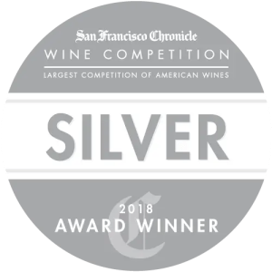 SFCWC 2018 Badge Silver
