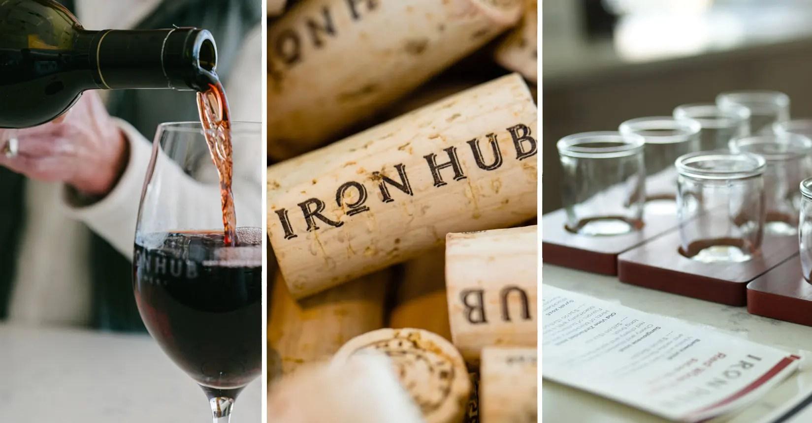 Iron Hub Visit