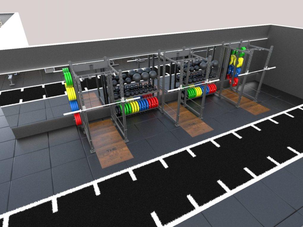 gym design service