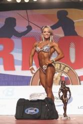 Women Figure Overall Winner-Janaina Ferreira