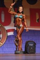 Lola Montez #122 Figure Overall Winner