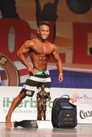 Kevin Nguyen #300 Mens Physique Overall Winner