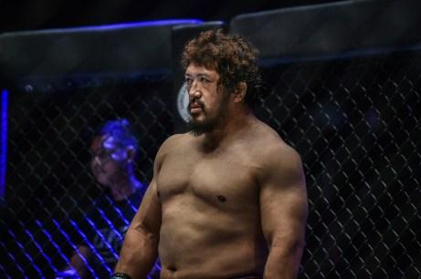 Alexandre Machado vs Hideki Sekine (1)
