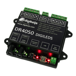 Digikeijs DR4050 – RGB LED Controller ~ Works With All DCC Brands!