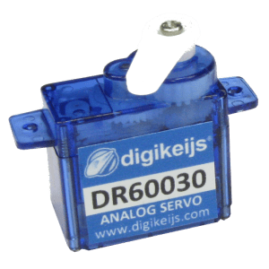 Digikeijs DR4024 Servo Decoder Complete Set ~ Works With All Brands!