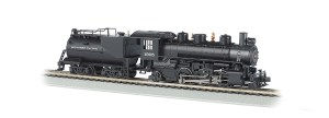 Bachmann HO Southern Pacific #1905 2-6-2 Prairie With Smoke 51523