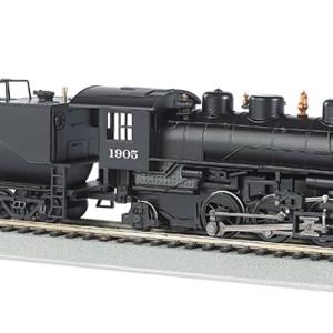 Bachmann HO Southern Pacific #1905 2-6-2 Prairie With Smoke 51523