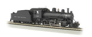 Bachmann HO New York Central NYC #1907 Alco Mogul 2-6-0 DCC Ready 51708