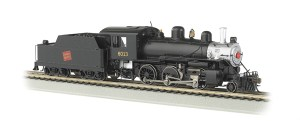 Bachmann HO Canadian National #6013 Alco Mogul 2-6-0 DCC Ready 51709
