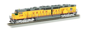 Bachmann HO Union Pacific #6900 EMD DD40AX ~ 2 Motors ~ DCC Sound ~ 65101 ~ New