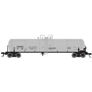 Atlas N 20700 GAL Tank Car CN #80350