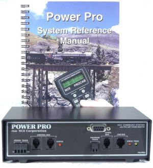 NCE PH-Box Power Pro System Box ~ Command Station ~ 5 Amp ~ 5240022