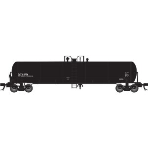 Atlas N Scale GATX 20,700 Gallon Tank Car #11777
