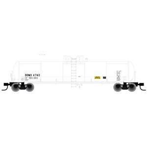 Atlas HO DOWX 20,700 GAL Tank Car #4749