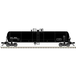 Atlas N 20,700 GAL Tank Car GATX Linseed Oil 18551
