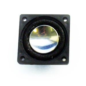 Soundtraxx 28mm Square Mega Bass Speaker ~ 28 x 28 x 11.2mm ~ 810131