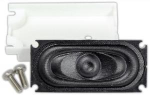 TCS WOWSpeaker ~ IB-SH1 Kit ~ 35mm x 16mm Oval Speaker & Enclosure ~ WOWSpeaker ~ 1701