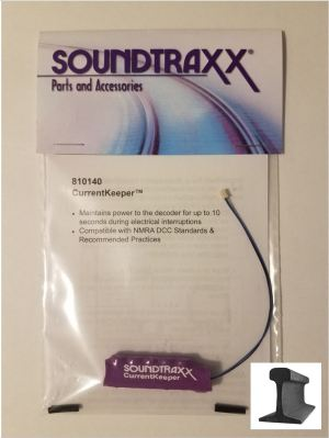 Soundtraxx CurrentKeeper 10 Second Version ~ 810140